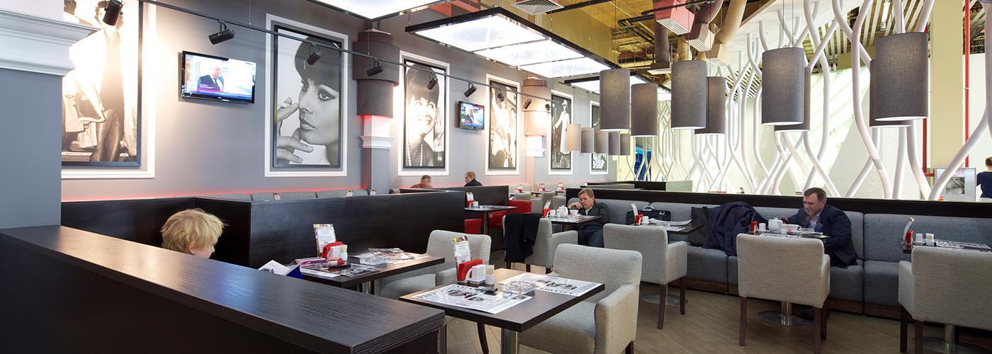 Ресторан Paparazzi Express
