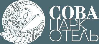Логотип парк-отеля Сова