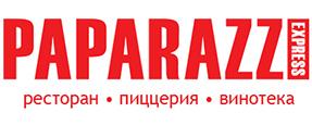Логотип ресторана Paparazzi
