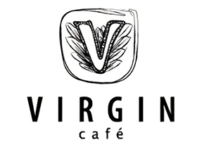 Логотип Virgin cafe