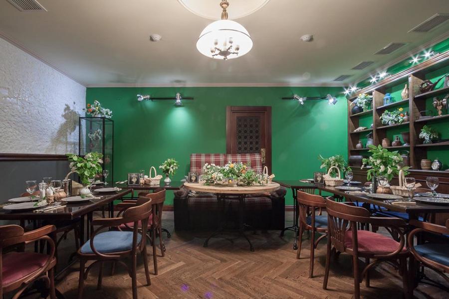 Гастрономическое кафе Пельмени клаб